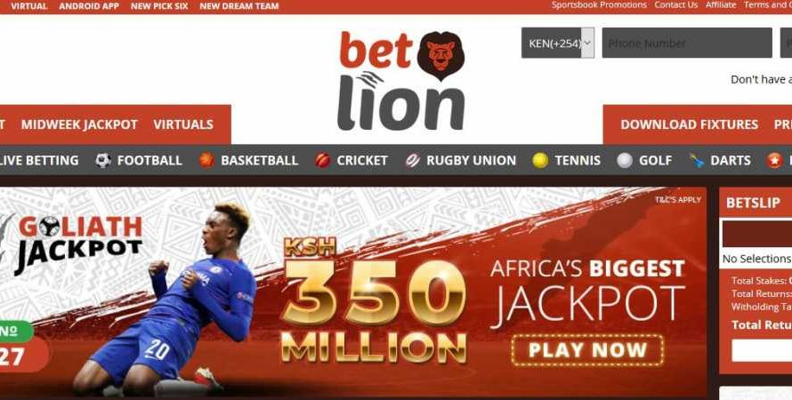 14th & 15th December 2019  Betlion Goliath Jackpot Results, Bonuses and Winners